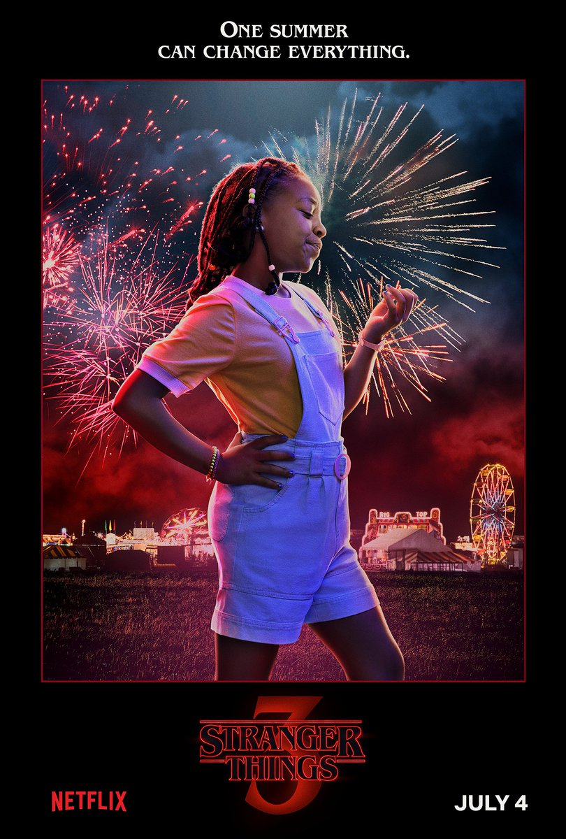 New Set Of Stranger Things Season 3 Poster Art Brings Fourth Of July Fireworks To Hawkins Bloody Disgusting Enjoy the video tutorial and if you like subscribe to the channel! new set of stranger things season 3