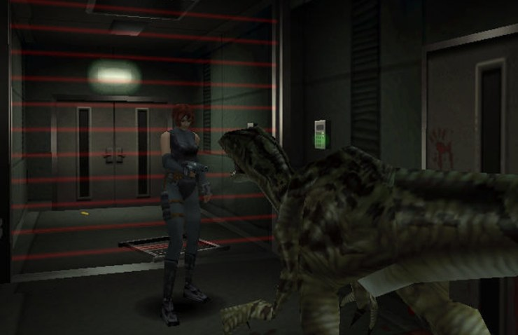 Dino Crisis': The Classic Panic Horror Turns 20 - Bloody