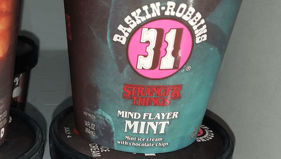 "Additional Flavors of ""Stranger Things"" Ice Cream from Baskin Robbins Now Available at Target! - Bloody Disgusting"