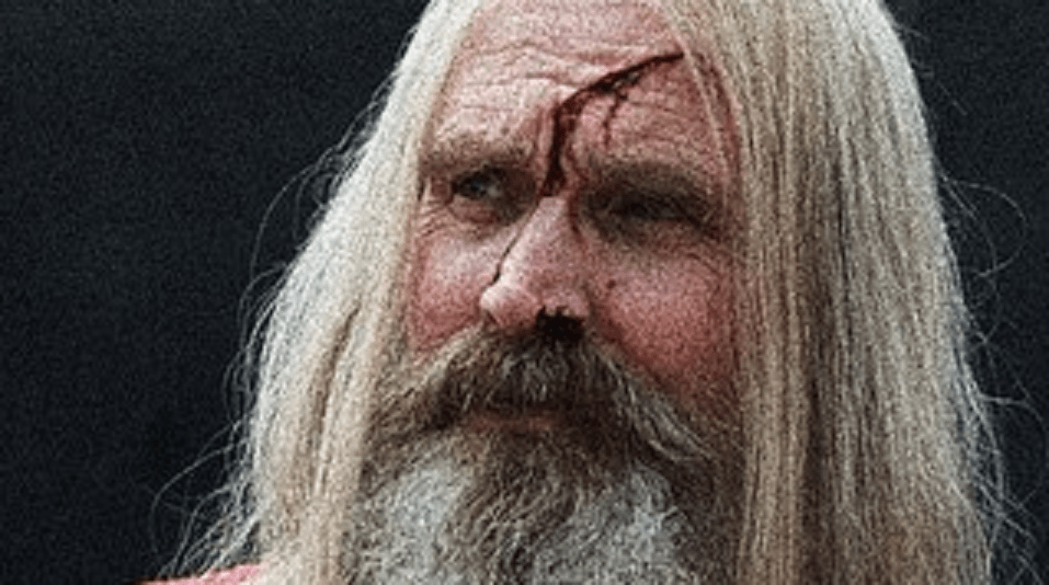[Image] Otis is Bloody and Battle Damaged in Latest '3 from Hell' Trailer Tease - Bloody Disgusting