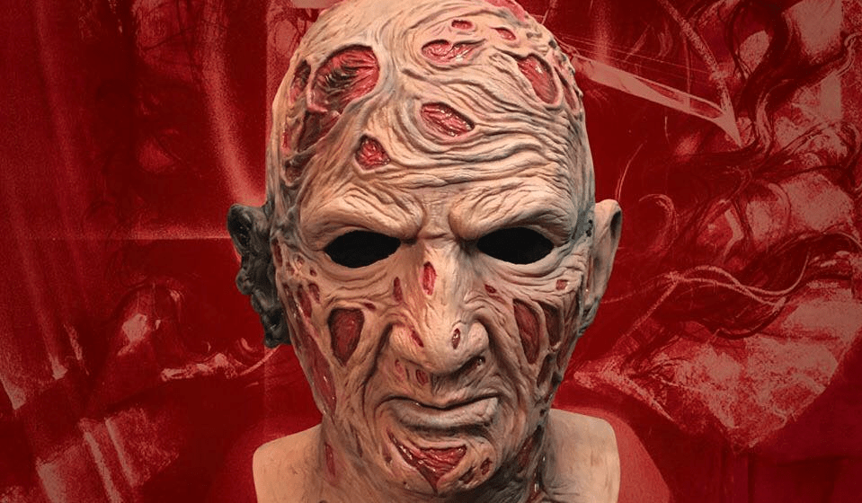 Trick or Treat Studios Unleashes New Freddy Krueger Masks & Gloves Based on Original and Sequels! - Bloody Disgusting