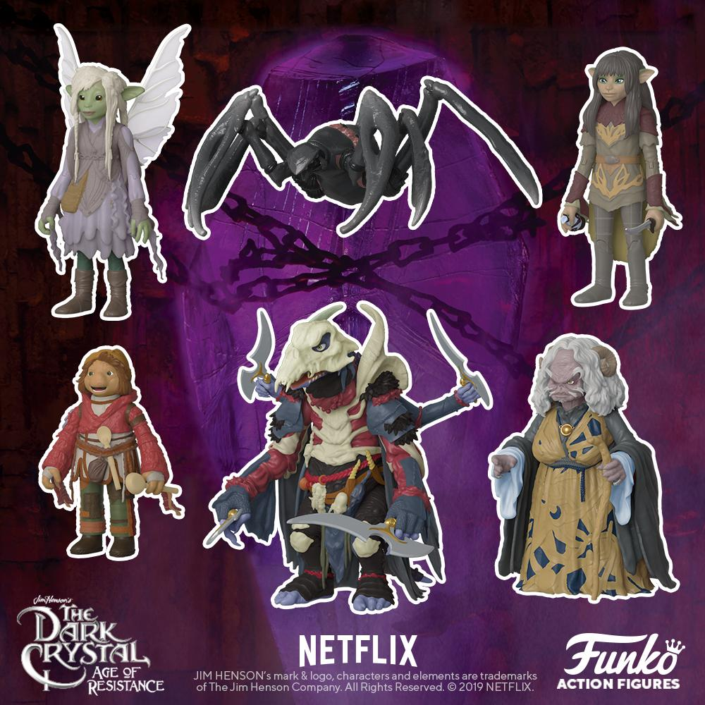 Funko Shows Off Line of