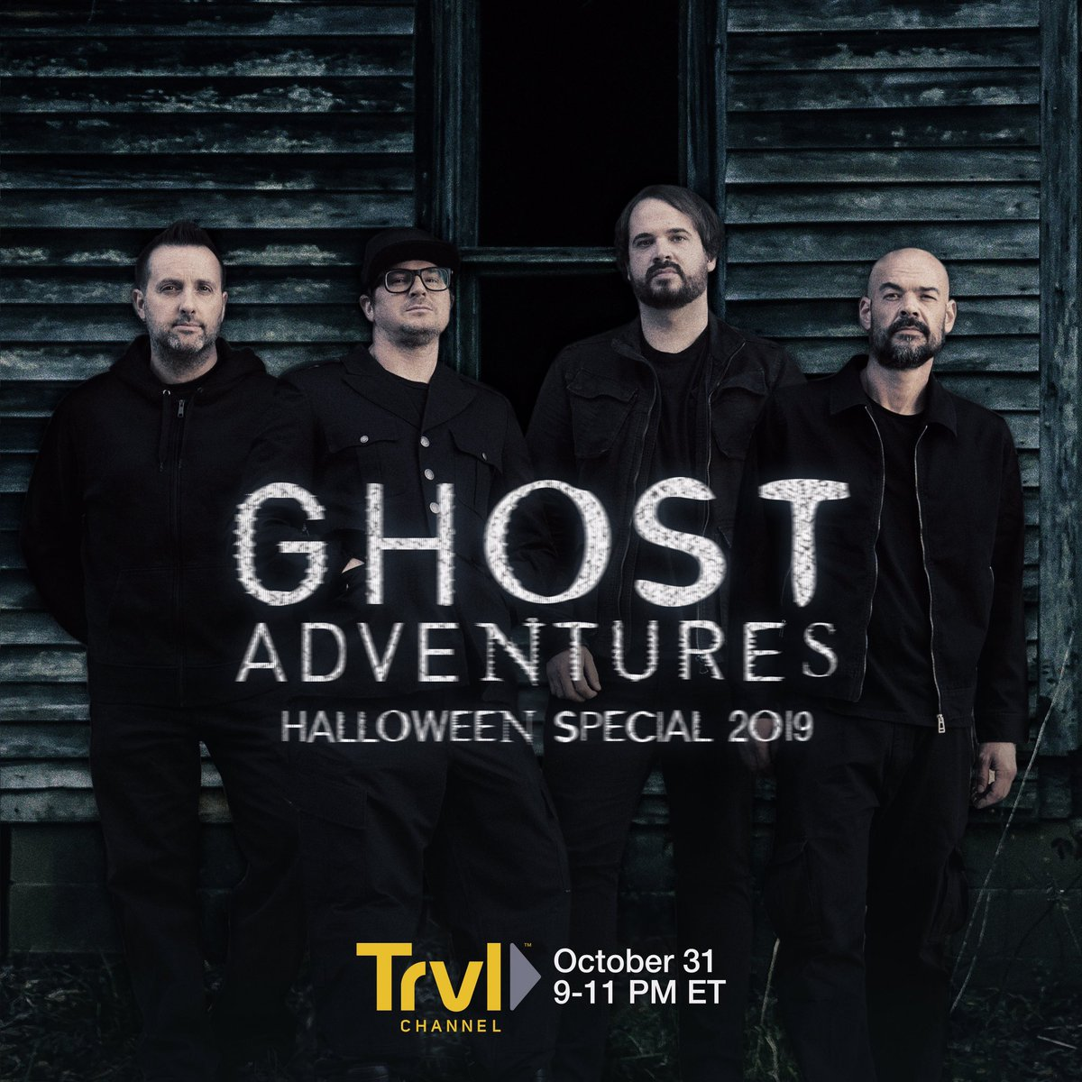 Ghost Adventures Halloween Special Will Investigate The