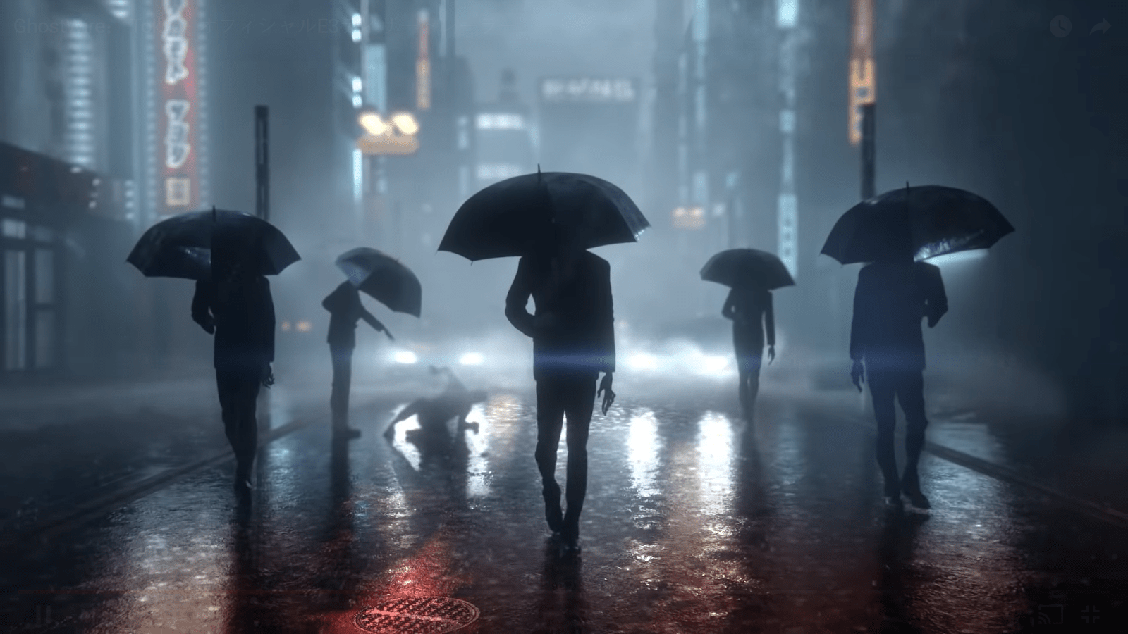 Ikumi Nakamura Shares Some Small Details About 'Ghostwire Tokyo' and its Futuristic Rapture - Bloody Disgusting