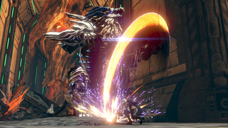 God Eater 3' Stomps Onto Nintendo Switch Today - Bloody Disgusting