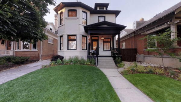 Hooker, DB and Becka - Halloween 4 House Up For Sale, and yes you can take a look inside