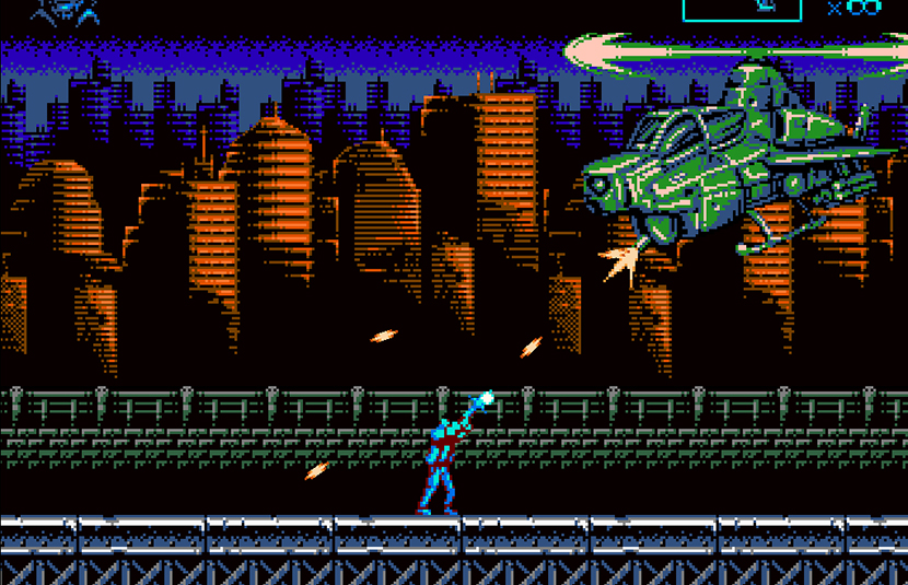 Developers Create NES-styled Video Game Based on 'John Wick' - Bloody Disgusting