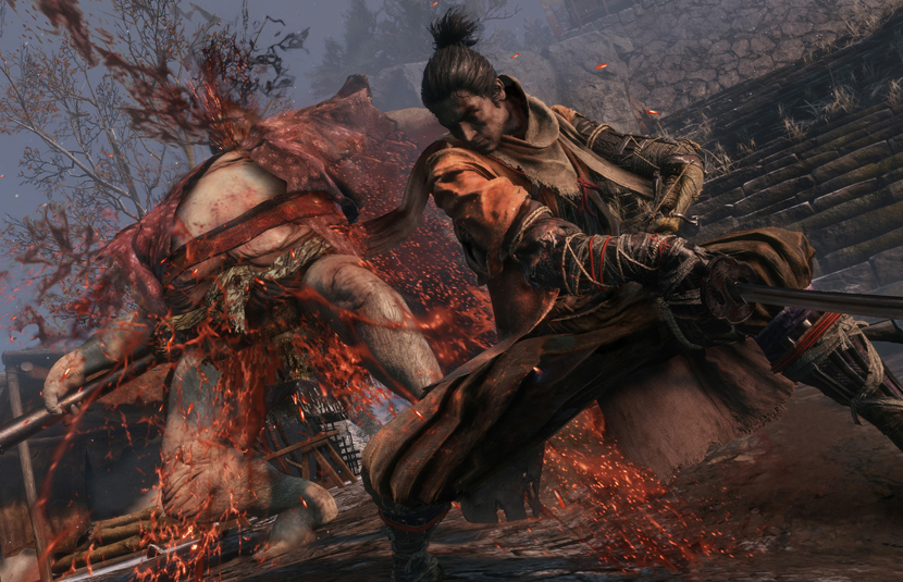 Combat Mod Makes Playing 'Sekiro' Feel Like 'Bloodborne' - Bloody Disgusting