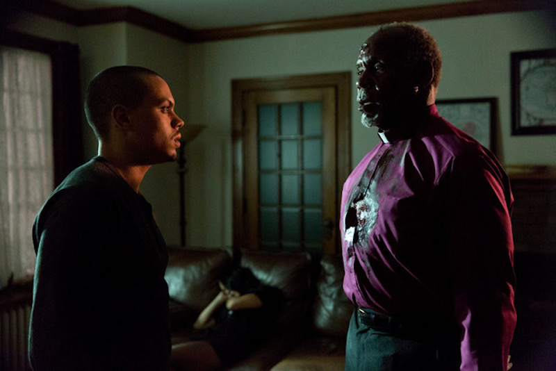 Danny Glover Returns to Horror in 'The Curse of Buckout Road' - Bloody Disgusting