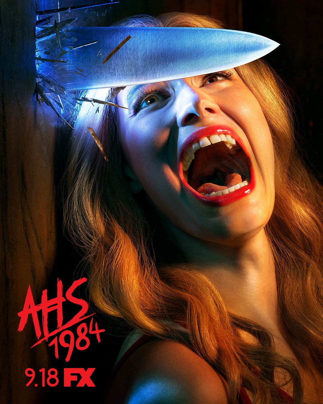 Image result for AHS 1984 Movie Poster