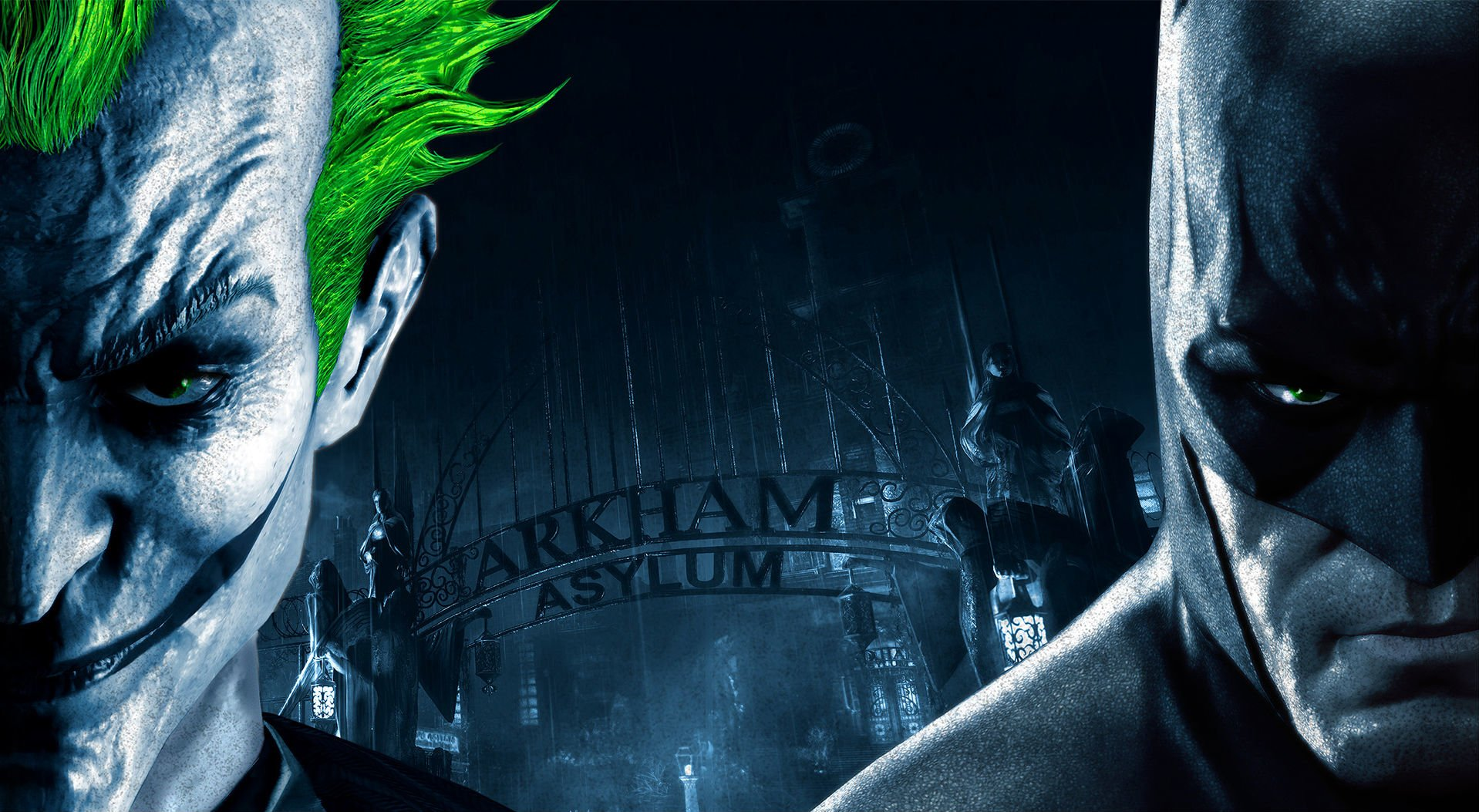 Becoming The Dark Knight: 'Batman: Arkham Asylum' Turns 10 - Bloody Disgusting