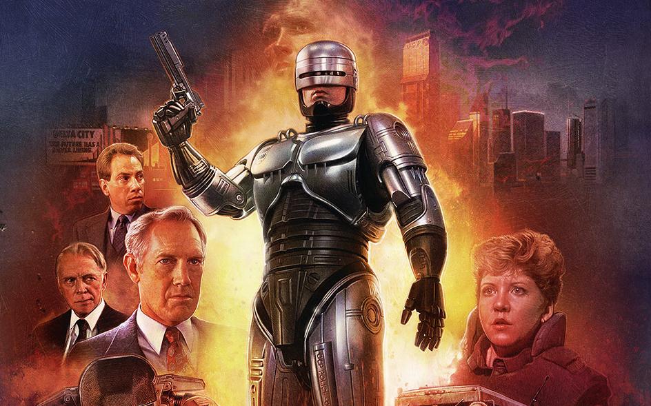 Arrow Bringing Original 'RoboCop' to Blu-ray in US & UK with Brand New Bonus Features - Bloody Disgusting