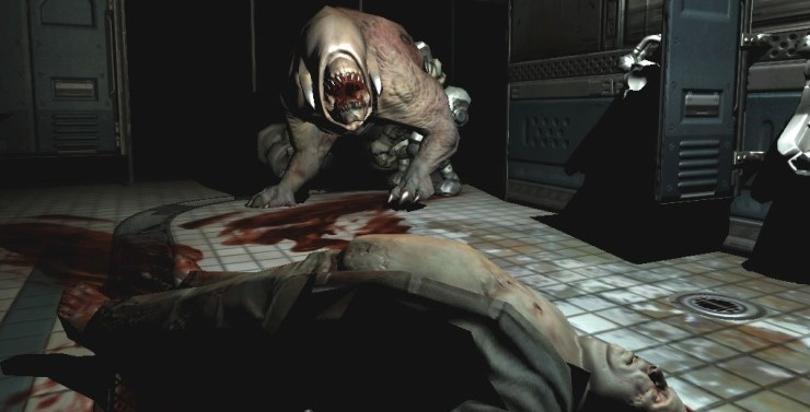 Why 'DOOM 3' is Still Haunted House Perfection