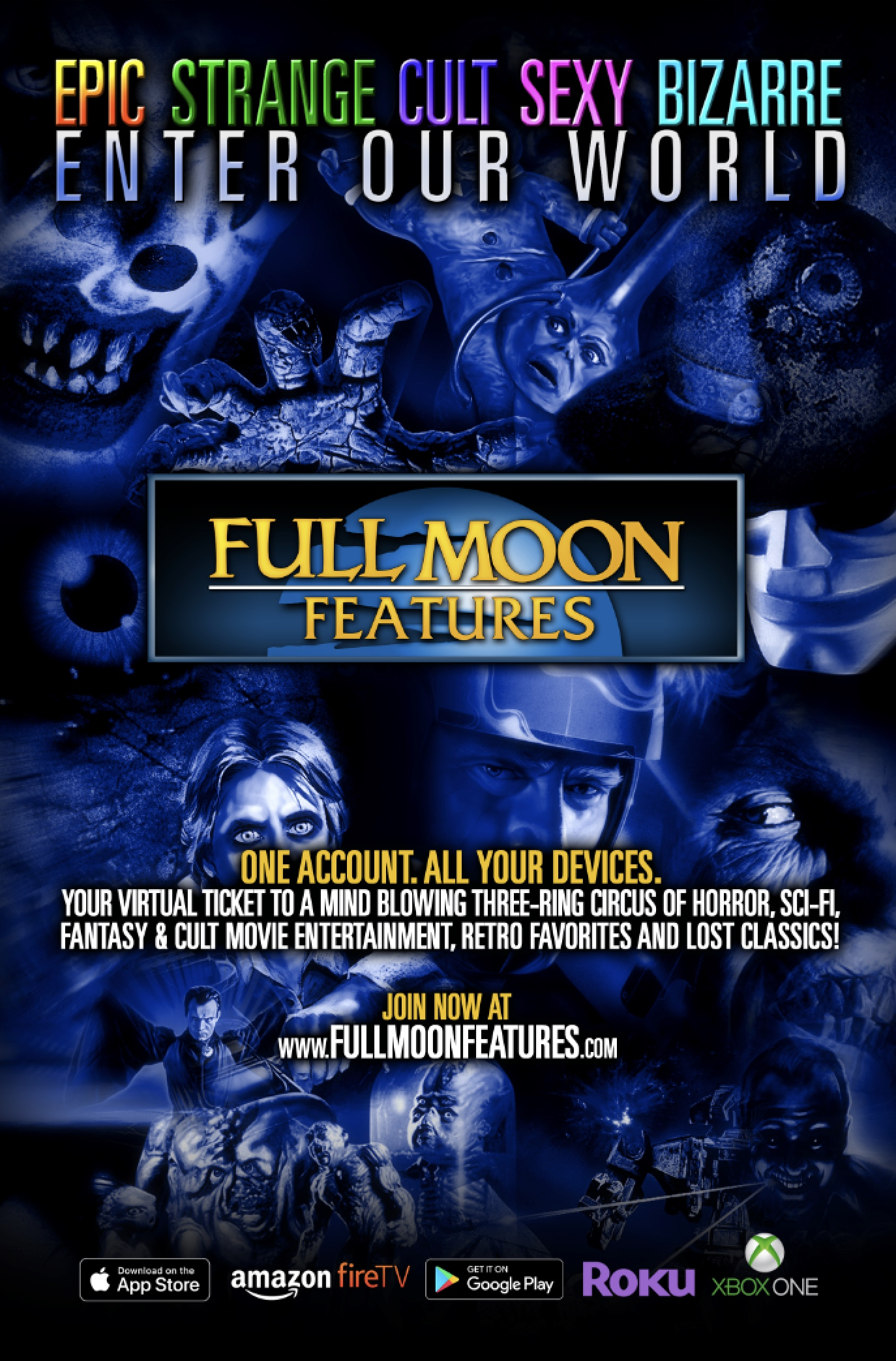 Full Moon Launches Brand New Streaming App 'Full Moon