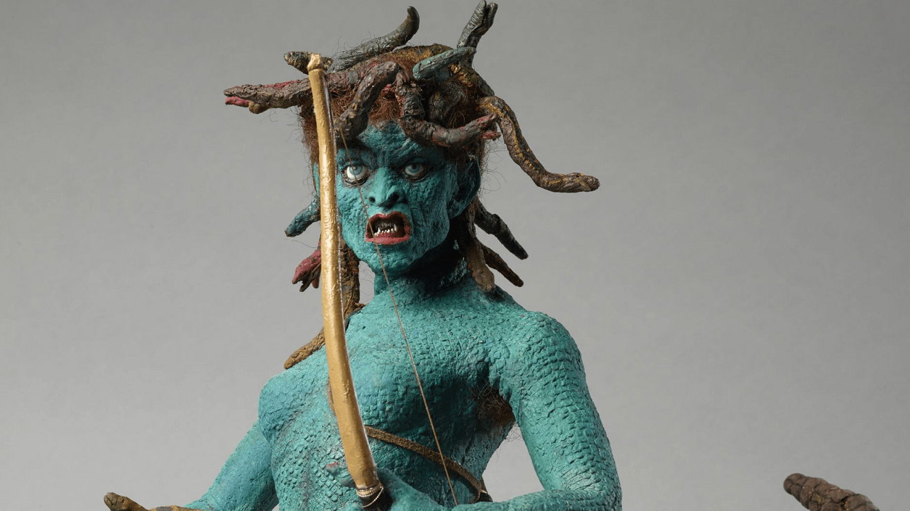 [Images] Ray Harryhausen's Most Iconic Creatures Have Been Restored for an Exhibit Next Year - Bloody Disgusting