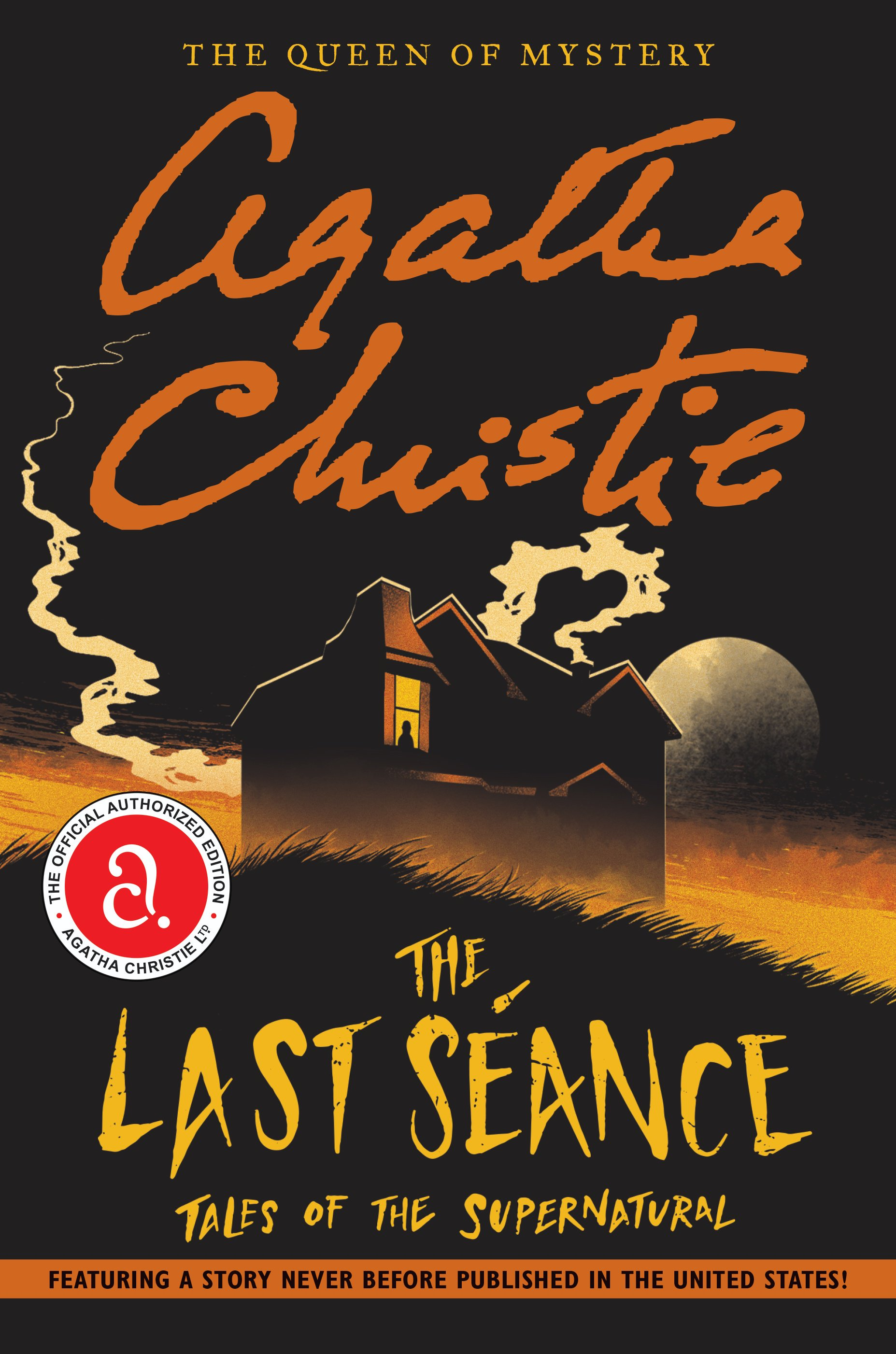 Image result for the last seance agatha christie