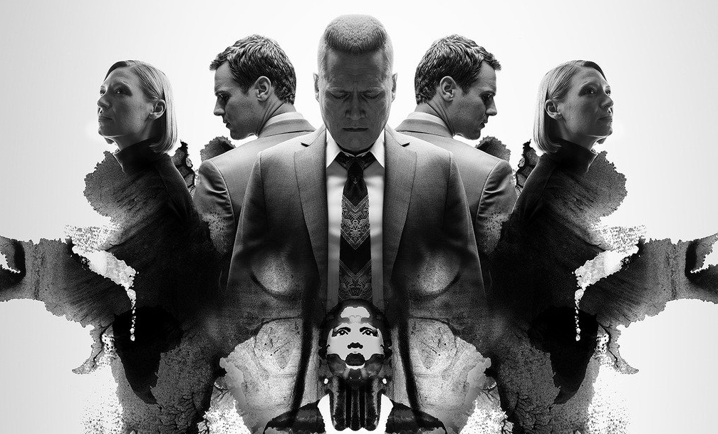 "Netflix Gives You a Rorschach Test With the Official Poster for Season 2 of  ""Mindhunter"" - Bloody Disgusting"
