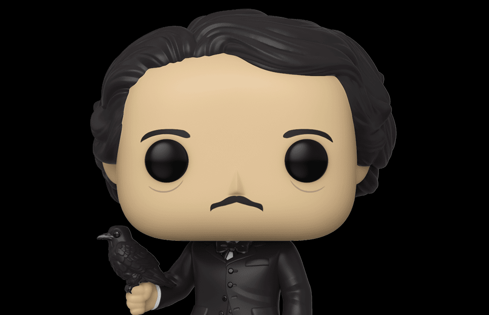"Edgar Allan Poe Joins Funko's ""Icons"" Collection of POP! Vinyl Toys - Bloody Disgusting"