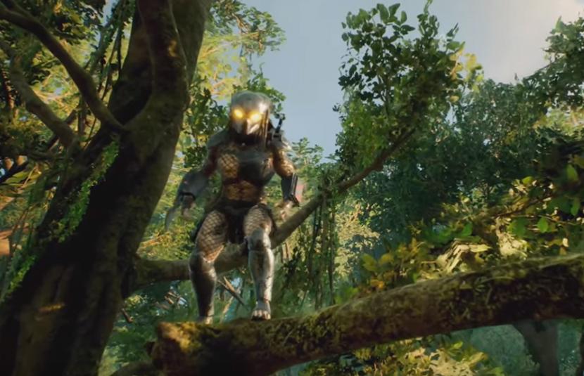 [Gamescom 2019] 'Predator: Hunting Grounds' Gameplay Footage Revealed - Bloody Disgusting
