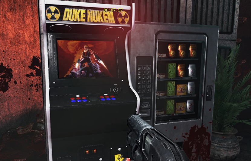 'Serious Duke 3D' Puts 'Duke Nukem 3D' in 'Serious Sam 3', With Glorious Results - Bloody Disgusting
