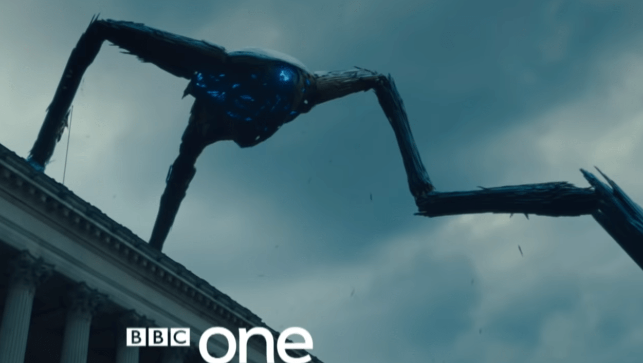 "[Trailer] Aliens Arrive This Autumn in BBC One's ""The War of the Worlds"" - Bloody Disgusting"