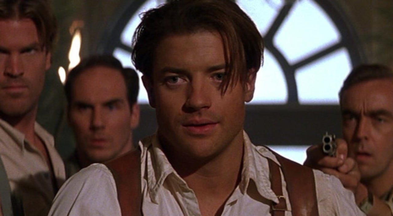 """Brendan Fraser Is """"All In"""" for a New 'Mummy' Movie Should the Opportunity Present Itself - Bloody Disgusting"""