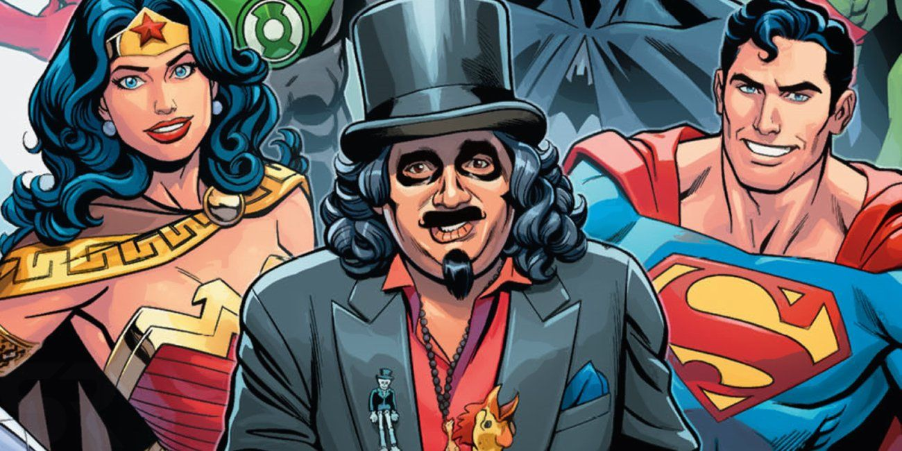 Horror Host Svengoolie Meets the DC Universe for Halloween This October! - Bloody Disgusting