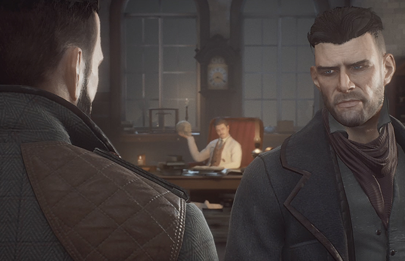 Dontnod's 'Vampyr' Bites Into The Switch For Halloween - Bloody Disgusting