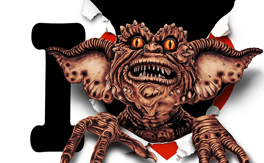 This 'Gremlins 2: The New Batch' Poster Recreates Iconic 'Friday the 13th Part VIII: Jason Takes Manhattan' Art - Bloody Disgusting