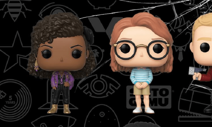 """Funko's First Wave of """"Black Mirror"""" Toys Includes Kelly and Yorkie from 'San Junipero' - Bloody Disgusting"""