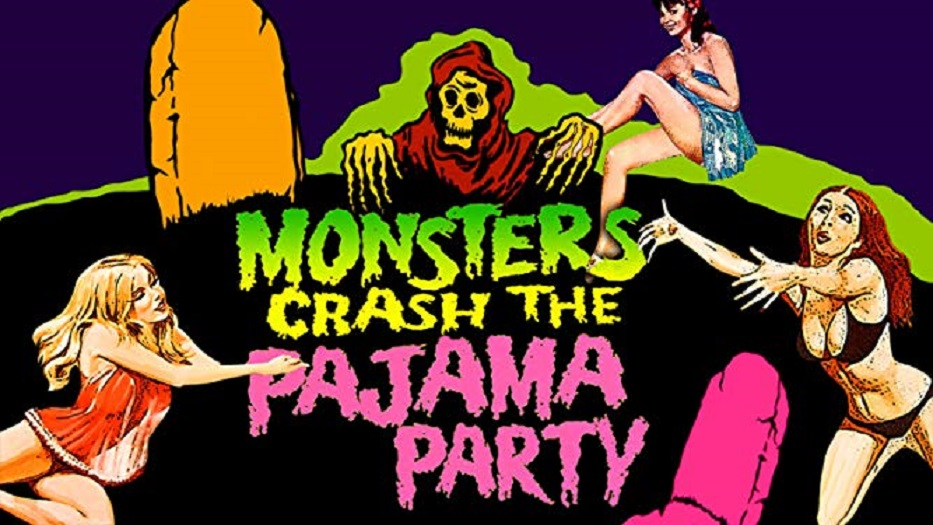 You've Never Experienced an Immersive Halloween Treasure Trove Quite Like 'Monsters Crash the Pajama Party' - Bloody Disgusting