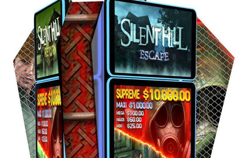 Konami Brings Back 'Silent Hill' Again as a Pachinko Machine - Bloody Disgusting
