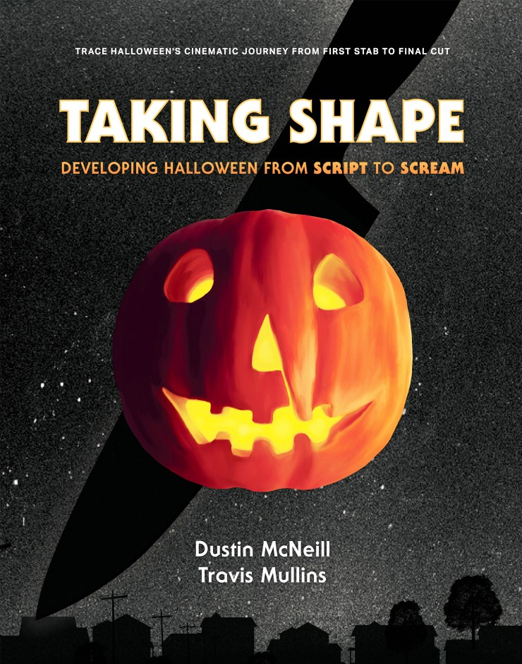 [Exclusive] New Book 'Taking Shape: Developing Halloween ...