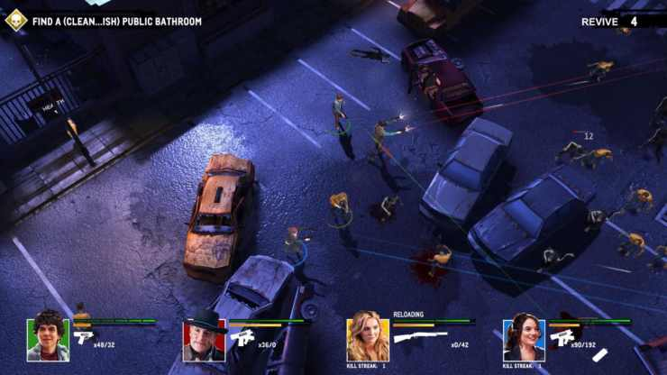 Review Video Game Zombieland Double Tap Road Trip Finds Itself With Two Flat Tires Bloody Disgusting