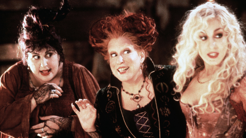 For the First Time Ever, You Can Watch 'Hocus Pocus' in 4K Ultra HD Through Disney+! - Bloody Disgusting