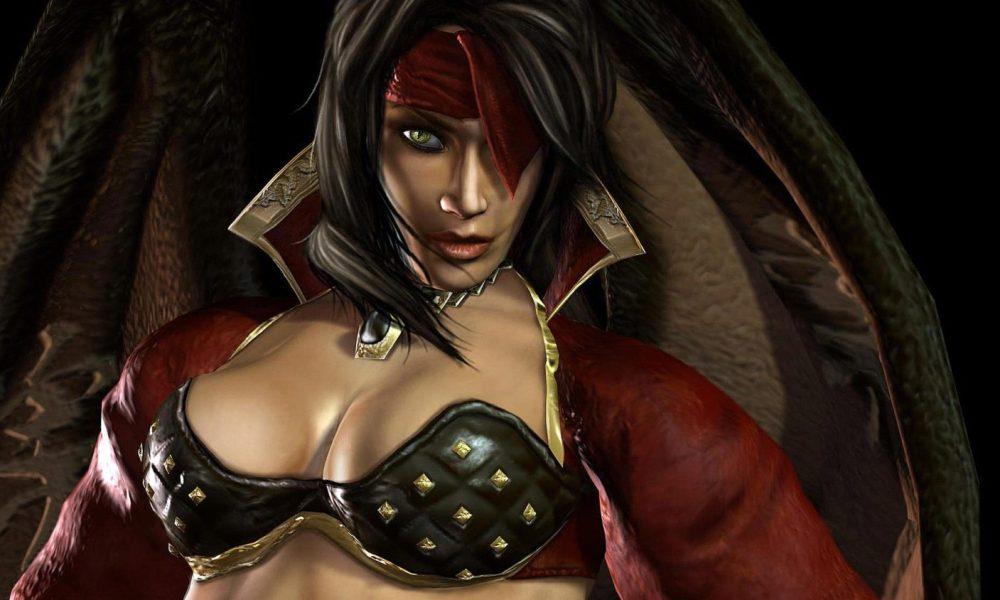 Elissa Cadwell Will Play the Vampire Nitara in the James Wan-Produced 'Mortal Kombat' Movie