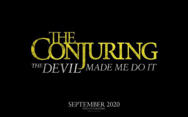 Resultado de imagem para the conjuring the devil made me do it