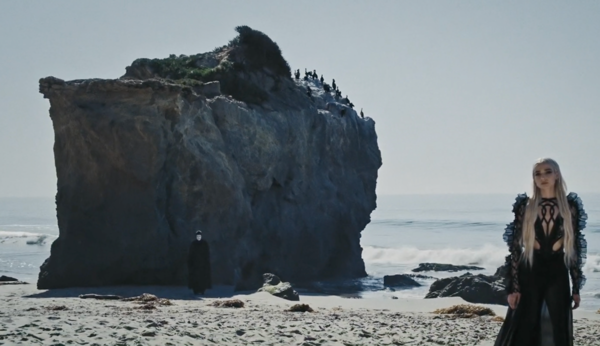 """[Watch] Poppy Walks with Death in Music Video for """"Fill the Crown"""" - Bloody Disgusting"""