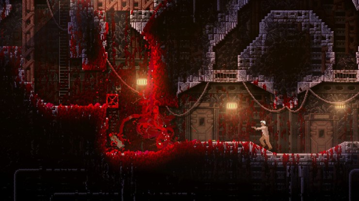 Hands On Preview Become The Blob In Reverse Horror Game