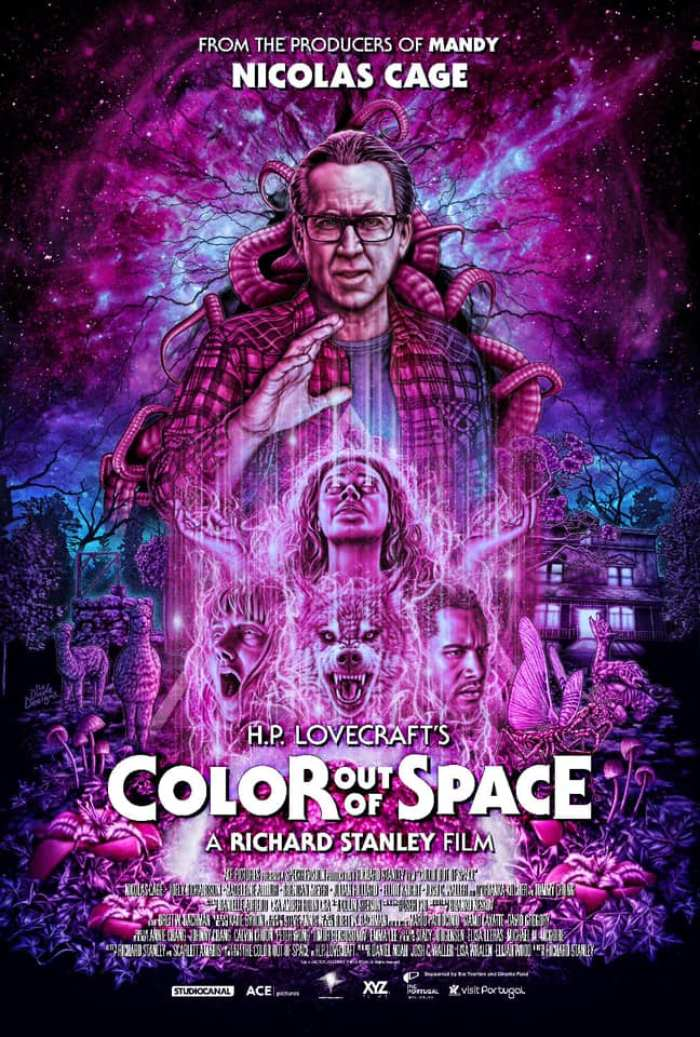 Poster for 'Color Out of Space'