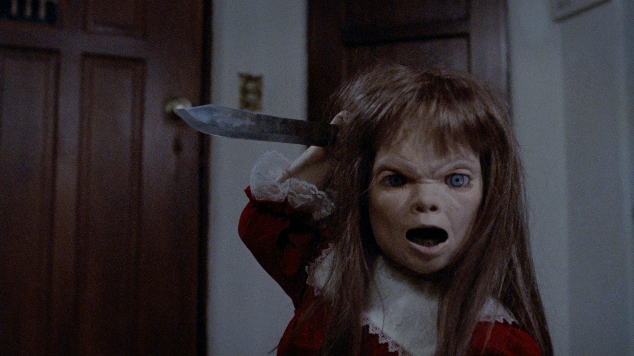 muñecos terror cine