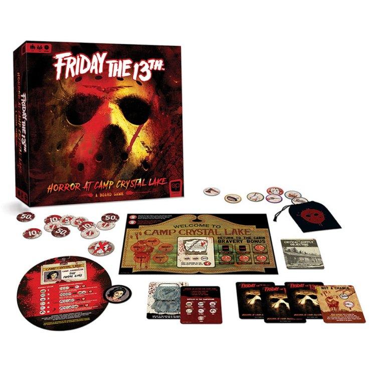 Corona Virus Zombie Hoax: 'Friday The 13th: Horror At Camp Crystal Lake' Official