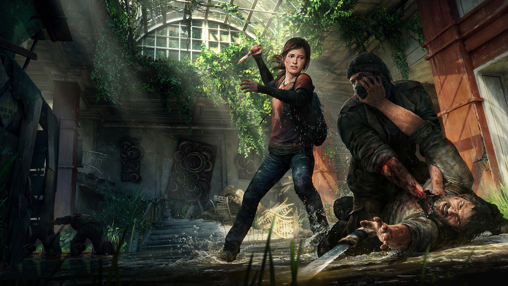 The Last of Us': The Zombie Drama That Became a Decade-Defining Landmark for  Video Games - Bloody Disgusting