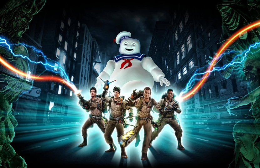 Bustin Ghosts Hasn T Always Felt Good For Ghostbusters In Video Games Based On The Hit Film Bloody Disgusting