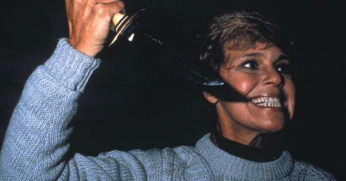 FRIDAY THE 13TH 1980 Pamela Voorhees
