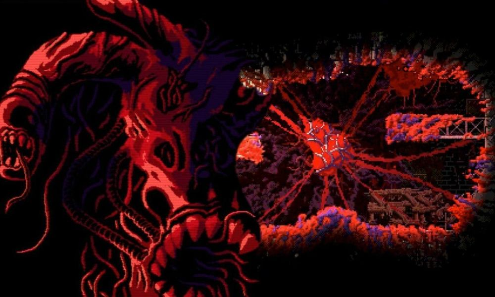 Review Carrion Delivers Exquisitely Graceful And Aggressive