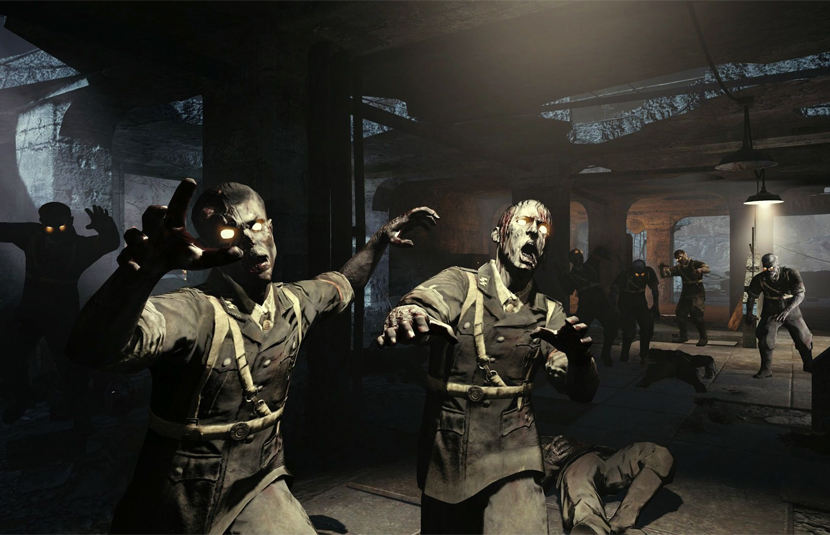 Upcoming Call Of Duty Black Ops Cold War Will Have Zombies Mode Zombies Coming To Warzone Bloody Disgusting