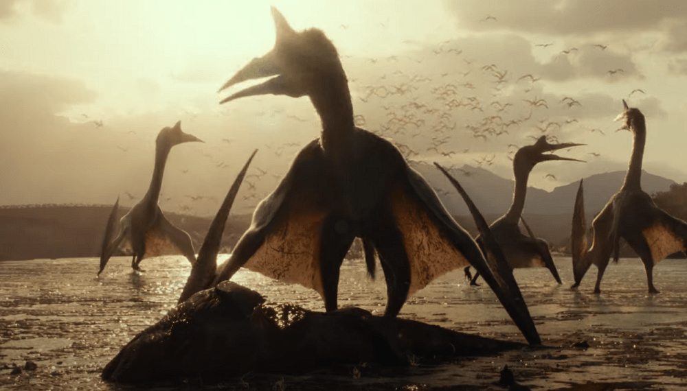 'Jurassic World: Dominion': Dinosaurs Rule the Earth in 10 Seconds of First-Look Footage! [Video]