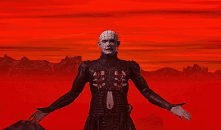 Hellraiser Virtual Hell