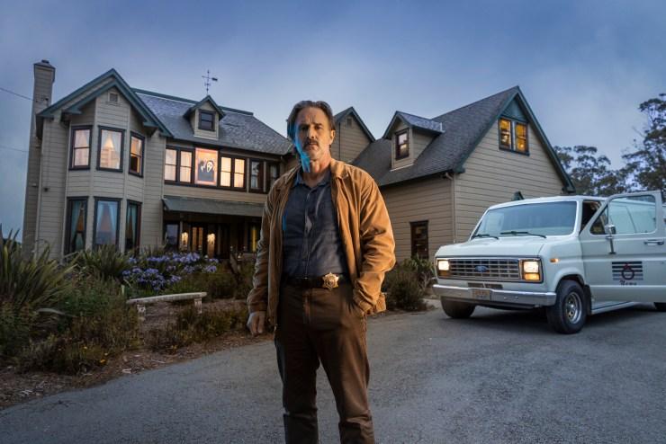 Scream Airbnb David Arquette